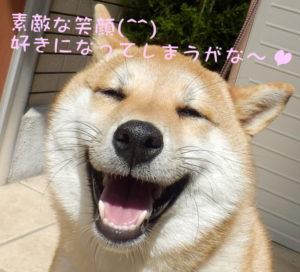 素敵なモテ笑顔